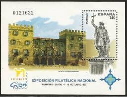 1997-ED. 3512 H.B.- EXFILNA'97 - NUEVO - Blocs & Hojas