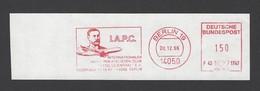 "BRD AFS - BERLIN, I.A.P.C. Internationaler Aero Philtelisten Club ""OTTO LILIENTHAL"" E.V. 1996 - Airplanes"
