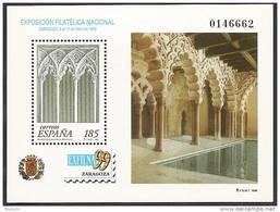 1999-ED. 3625 H.B.-EXFILNA'99-NUEVO- - Blocs & Hojas