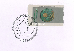 Himmelscheibe Nebra Kreisförmige Bronzeplatte Mit Applikationen Aus Gold - Dolch Sternbild 53113 Bonn - Geschichte