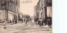 CPA MARSEILLE - Boulevard Bompard - Endoume, Roucas, Corniche, Plages