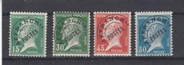 France - 1922-47 - Préobl. - 65**à 68**  - Type Pasteur - Cote 455€ - 1893-1947