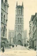 Gand; L'Eglise St-Bavon - Non Voyagé. (Wilhelm Hoffmann - Dresden) - Gent