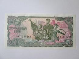 North Korea 1 Won 1978 Banknote UNC - Corée Du Nord
