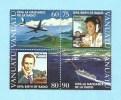 VANUATU - RARE En Bloc De 4 TP - YT 1005-1008 ** (MNH) - 1996 - Vanuatu (1980-...)