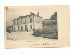 CHAUFFAILLES - La Gare   Precurseur - France