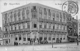 Nieuport Nieuwpoort  -  Le Grand Hpotel (Star Héliotypie De Graeve, Animée, 1911) - Nieuwpoort