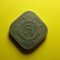 Netherlands 5 Cent 1929 - 5 Centavos