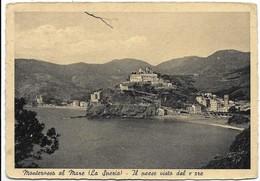Monterosso Al Mare (La Spezia). Panorama Visto Dal Mare. - La Spezia