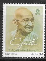 AZERBAIJAN, 2019, MNH, GANDHI,1v - Mahatma Gandhi