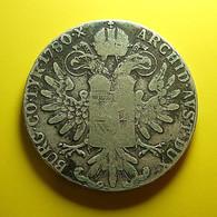 Austria 1 Thaler ''1780'' Type C 19 Century - Autriche