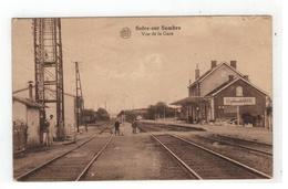 Solre-sur Sambre  Vue De La Gare - Erquelinnes