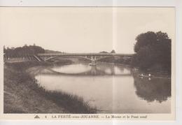 CPA-77-Seine Et Marne- LA FERTE-sous-JOUARRE- La Marne Et Le Pont Neuf- - La Ferte Sous Jouarre