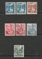 Lot 7 Timbres Rheinland-Pfalz Rhénanie Palatinat - Année 1947 Mi DE-FRP 7 Et 10 Neuf Mi 4 Année 1948 Mi DE-FRP 11 Et 23 - Zone Française