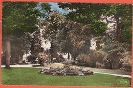 FRANCIA - France - 1958 - 15F Le Quesnoy - 10 Aube - Troyes - Le Jardin Du Rocher - Viaggiata Da Sens Per Deyvillers - Troyes