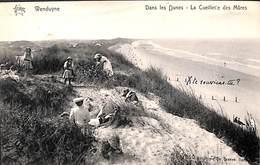 Wenduyne Wenduine - Dans Les Dunes - La Cueillette Des Mûres (Star, Animée) - Wenduine