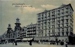 Blankenberge -  Casino Et Grand Hôtel  (Dr Trenkler) - Blankenberge