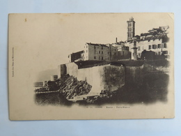 C. P. A. Précurseur : CORSE : BASTIA Terra-Nuova - Bastia