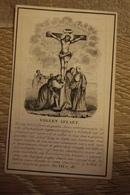 1855 Gent Rumbeke Graaf De Thiennes Leyenbourg En Van Rumbeke - Religion &  Esoterik
