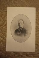 1897 Gent Foto Priester Grandmoulin Directeur St Joris Instituut Inst. St Georges - Religion &  Esoterik