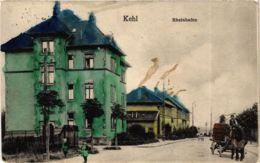 CPA AK Kehl Rheinhafen GERMANY (936080) - Kehl