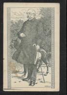 AK 0375  Otto Von Bismarck Im Friedrichsruh Um 1898 - Politische Und Militärische Männer