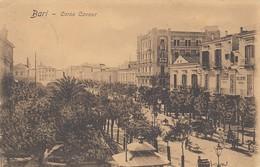 BARI-CORSO CAVOUR-CARTOLINA- VIAGGIATA IL 21-6-1914 - Bari