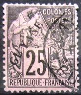 GUYANE                         N° 23                    OBLITERE - Französisch-Guayana (1886-1949)