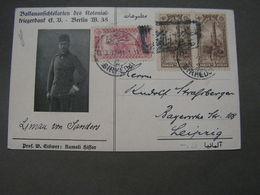 Sirjedi Karte 1917 Künstler AK W.Stöwer - 1858-1921 Osmanisches Reich