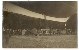 S7896 - Inauguration D'un Zeppelin (?) - Dirigeables