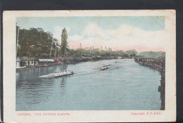Sports Postcard - Rowing - Oxford - The Oxford Eights Rowing Team DC2523 - Roeisport