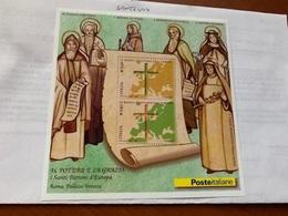 Italy Saints Patrons Mnh 2009  #ab - 6. 1946-.. Repubblica