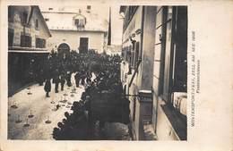 ZELL AM SEE AUSTRIA ~ WINTERSPORTFEST~ 1906 ~FESTEISSCHIESSEN ~ PHOTO POSTCARD 42567 - Zell Am See