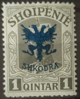ALBANIA 1920 - MLH - Sc# 120 - 1q - Albanie