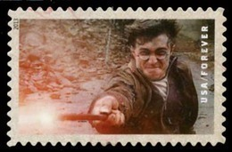 Etats-Unis / United States (Scott No.4842 - Harry Potter) (o) - Etats-Unis