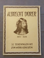 Albrecht Dürer, 32 Tekeningen Uit Zijn Werk Gekozen. 1968. - Geschiedenis