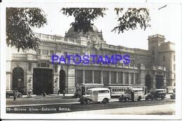 125160 ARGENTINA BUENOS AIRES RETIRO STATION TRAIN ESTCAION DE TREN TRANVIA TRAMWAY POSTAL POSTCARD - Argentina