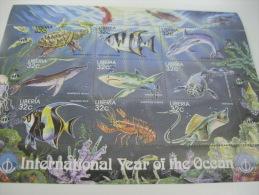 Liberia-Fish-Marine Life - Peces