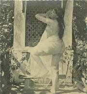 CPA / CARTE PHOTO NU - Nus Adultes (< 1960)