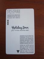 Holiday Inn Israel - Hotelkarten