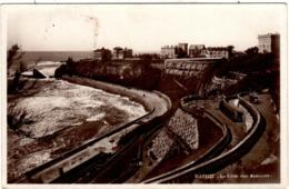 4RN 52. BIARRITZ - LA COTE DES BASQUES - Biarritz