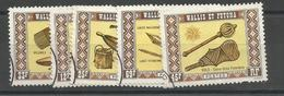 198/202   Artisanat (pag5E) - Used Stamps