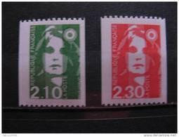 TB Paire N° 2627a Et N° 2628a, Neufs XX. - France