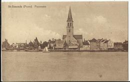 St. AMANDS (Puers) Panorama 1933 - Sint-Amands