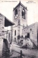 63 - Puy De Dome - AUTHEZAT - L église - Francia