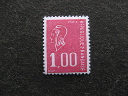 TB N° 1892b , Sans De Phosphore, Neuf XX. - Francia