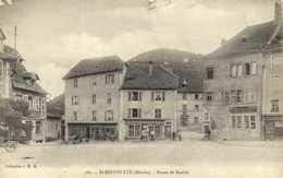 St HIPPOLYTE (Doubs) Route De Soulce Commerces RV - Saint Hippolyte