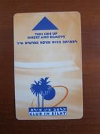 Club In Eilat, Israel - Hotelkarten