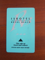 Isrotel Royal Beach, Israel - Cartes D'hotel