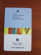 Isrotel, Israel - Hotelkarten